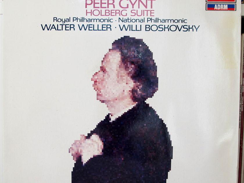 Grieg: Peer Gynt, - Holberg Suite dutch london jubilee  digital