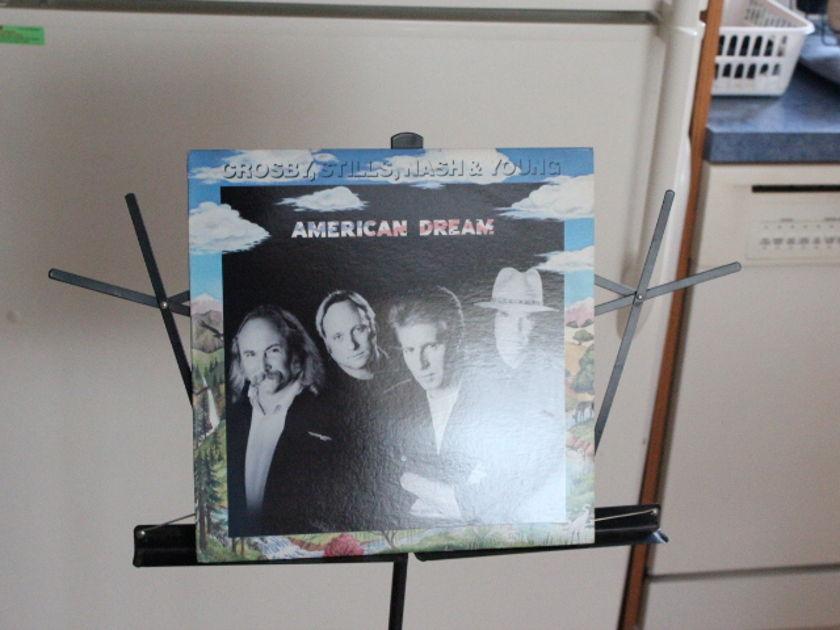 CROSBY STILLS NASH YOUNG - AMERICAN DREAM