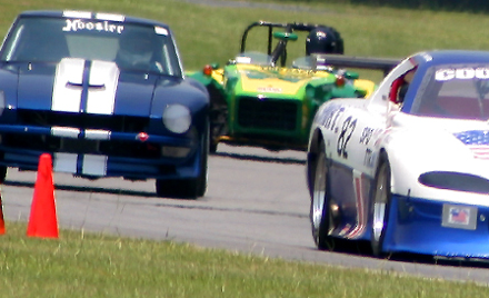 GLDiv Time Trials Championship Series SCCA