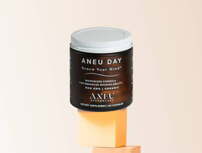 aneu day on a stack of blocks