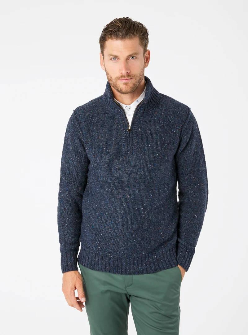 Grand Teton Knit Zip Sweater