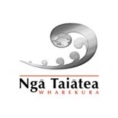 Ngā Taiātea Wharekura logo