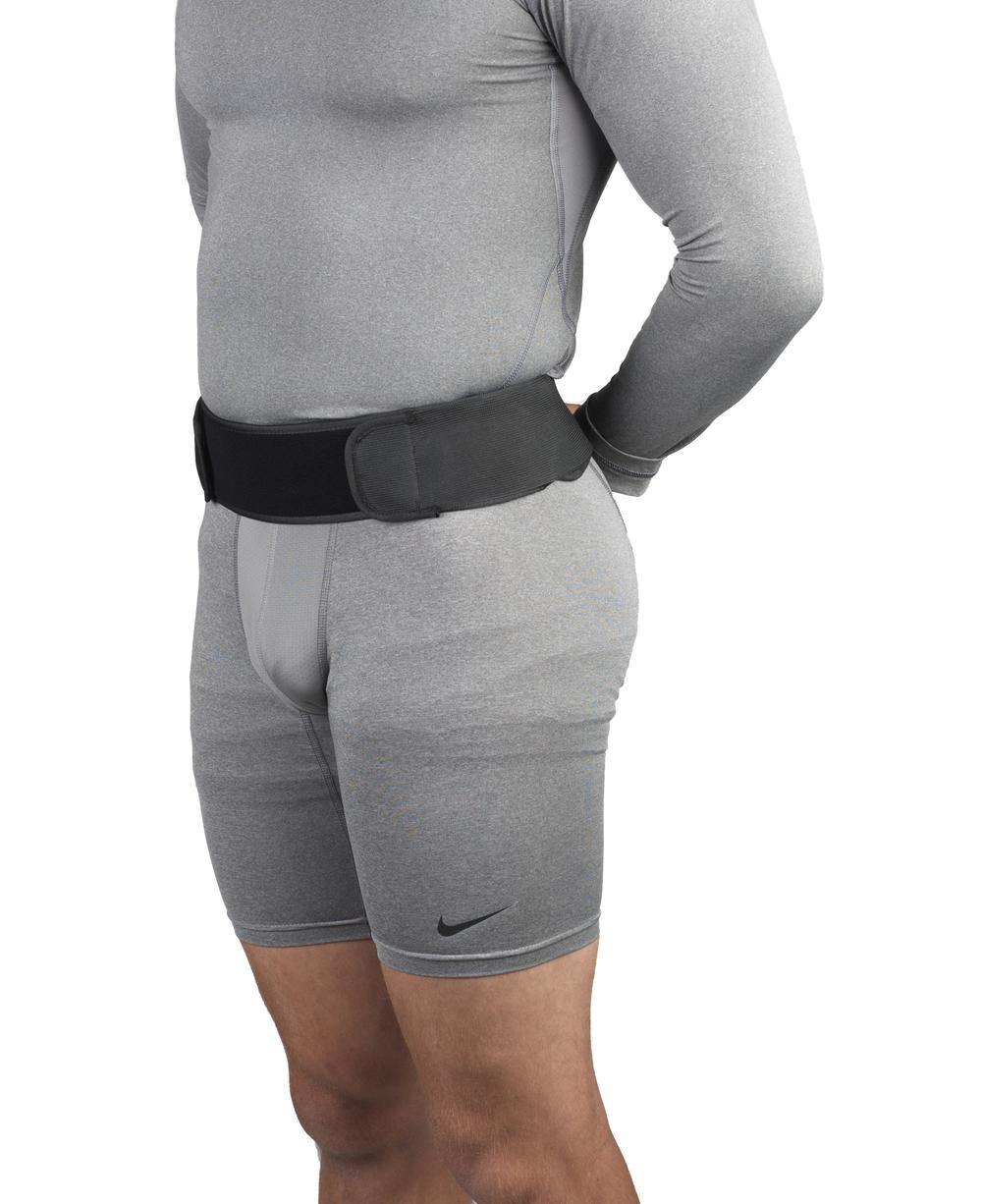 Trochanter Belt on a man