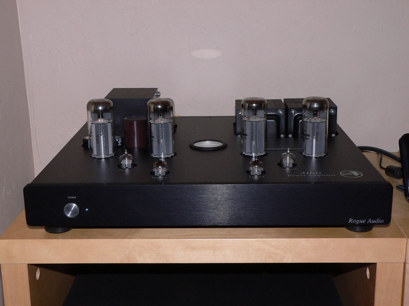 Rogue Audio Atlas Magnum Original owner, 1 yr old, MINT optional tube cage