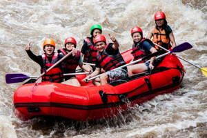 White Water Rafting in Chiang Mai 1 Day