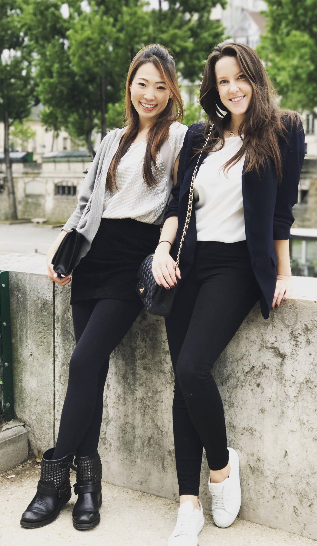 Moka & Sarah - Eyelash Extensions London
