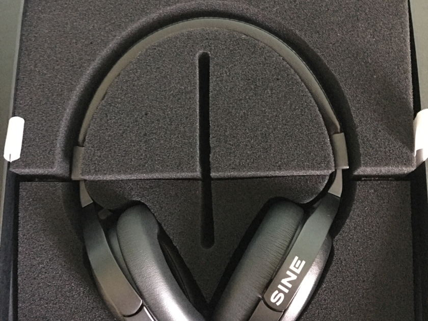 Audeze SINE Headphones with Lightning Cable
