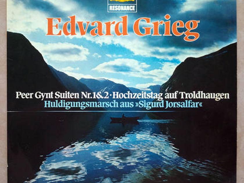 DG   GRIEG Peer Gynt Suites, - Wedding Day at Troldhaugen / EX