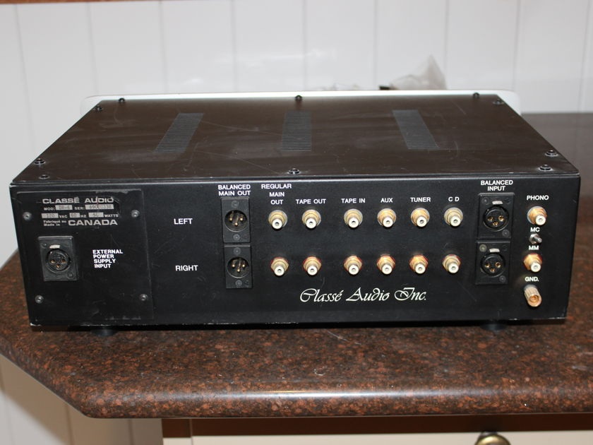 Classe DR-6 Classic Two Chassis Preamplifier