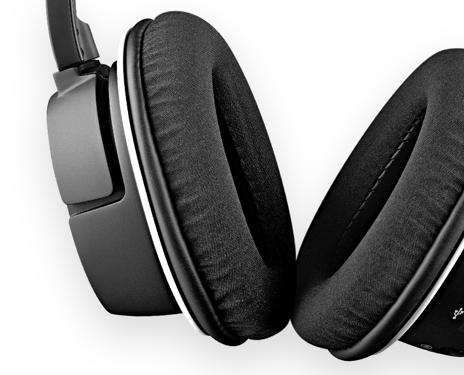 stealth 350vr full range audio gaming headset