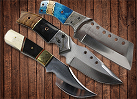 Fixed Blade Knives - Monthly Knife Club