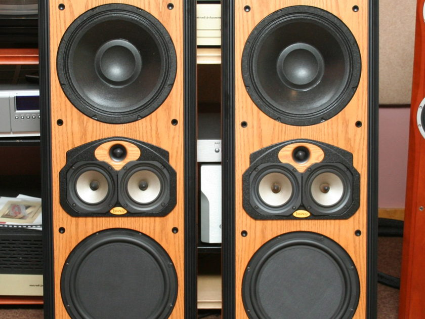 Legacy Audio Harmony Gorgeous Oak In-Walls & Center