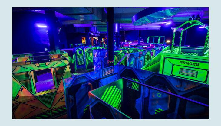 laserzone essen borbeck spielfled übersicht