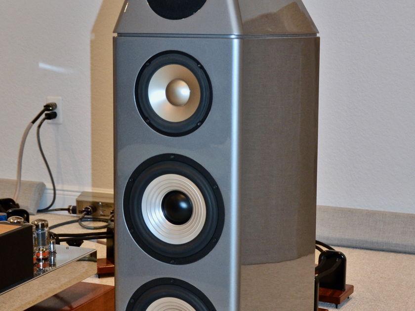 Genesis Advanced Technologies G5.3 Loudspeaker System (Titanium)