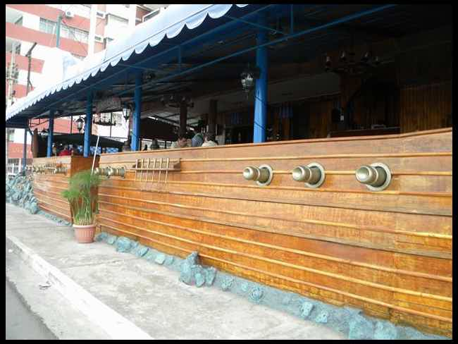 Restaurant Blue Sea-Salinas
