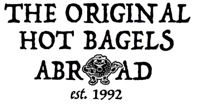 Logo - Hot Bagels Abroad