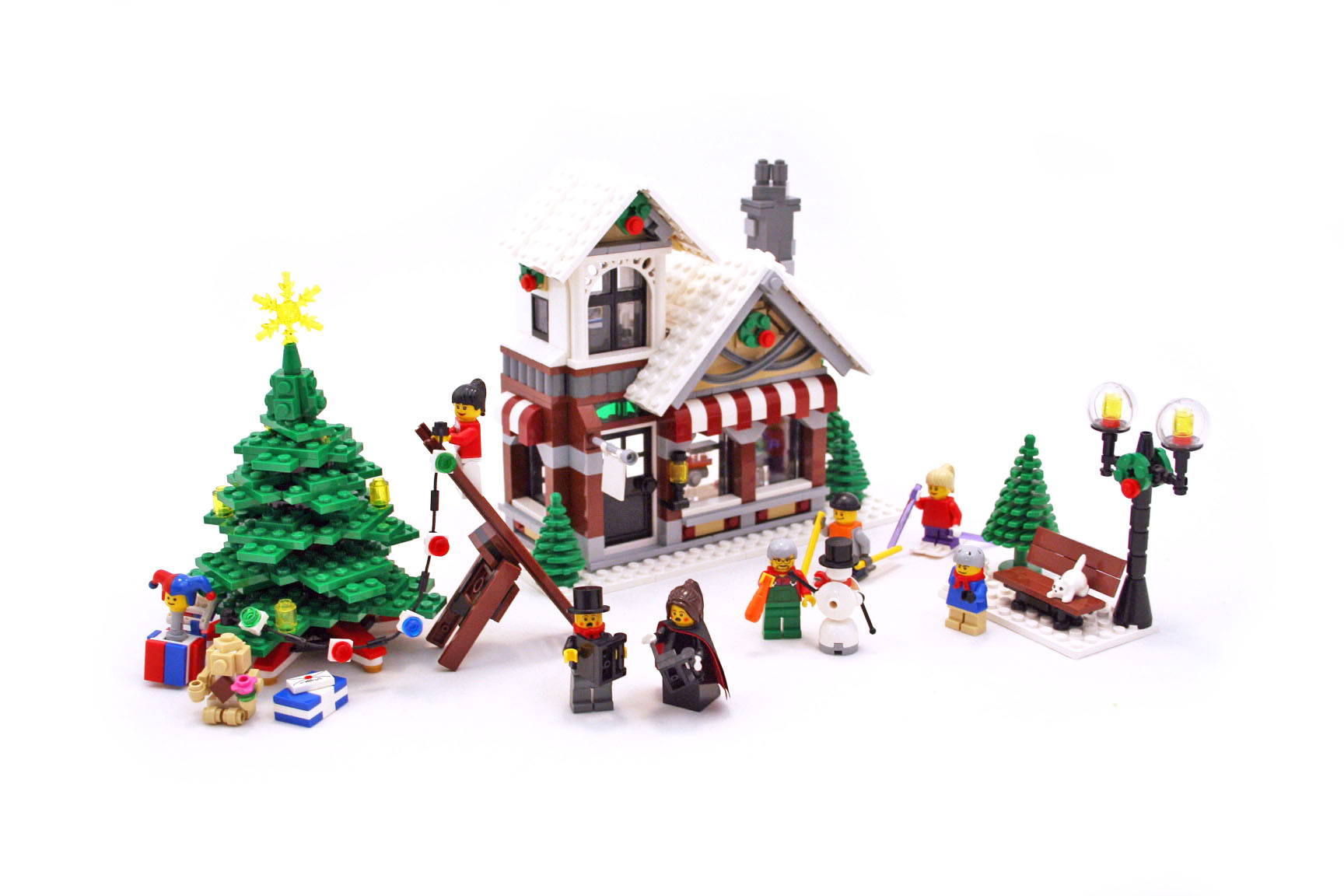 LEGO Winter Village Toy Shop 10199