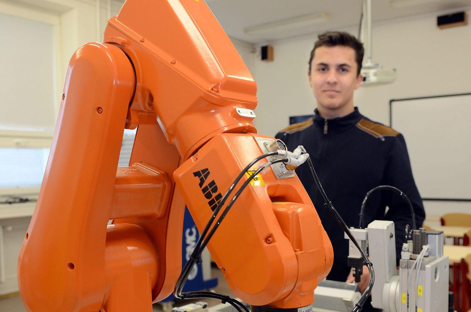 Maturitní obor technik automatizace
