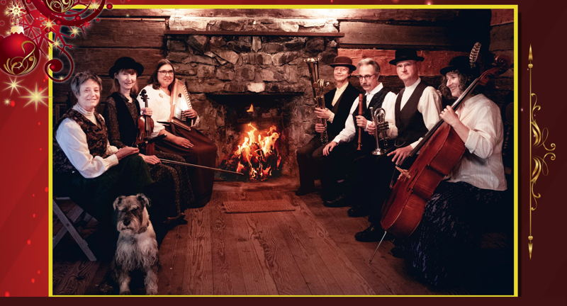 """A Fireside Christmas"" with the Fireside Social Orchestra"