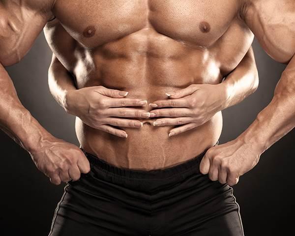 Vintage Burn Preserves Muscle