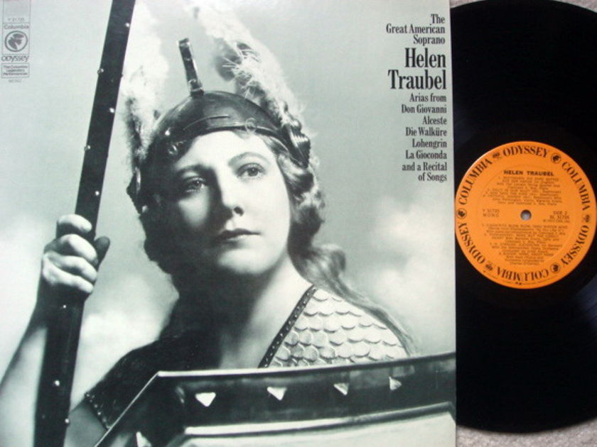 Columbia Odyssey / HELEN TRAUBEL sings - Opera Arias, NM!