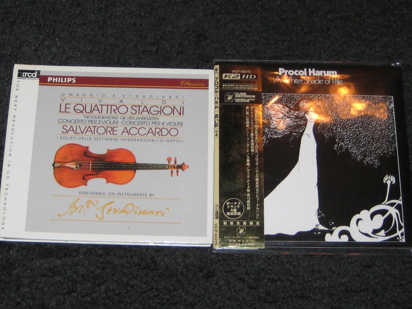Procol Harum & - Vivaldi Audiophile CD