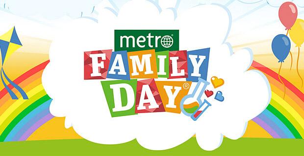 При поддержке Детского радио в Северной столице пройдет семейный фестиваль Metro Family Day - Новости радио OnAir.ru