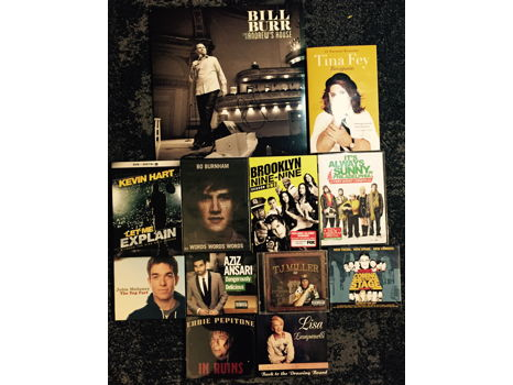 Bill Burr autographed Album and ultimate comedy package