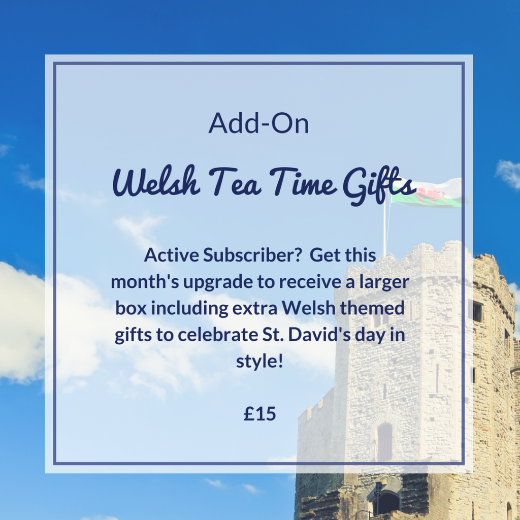 Welsh Tea Time Gifts for February