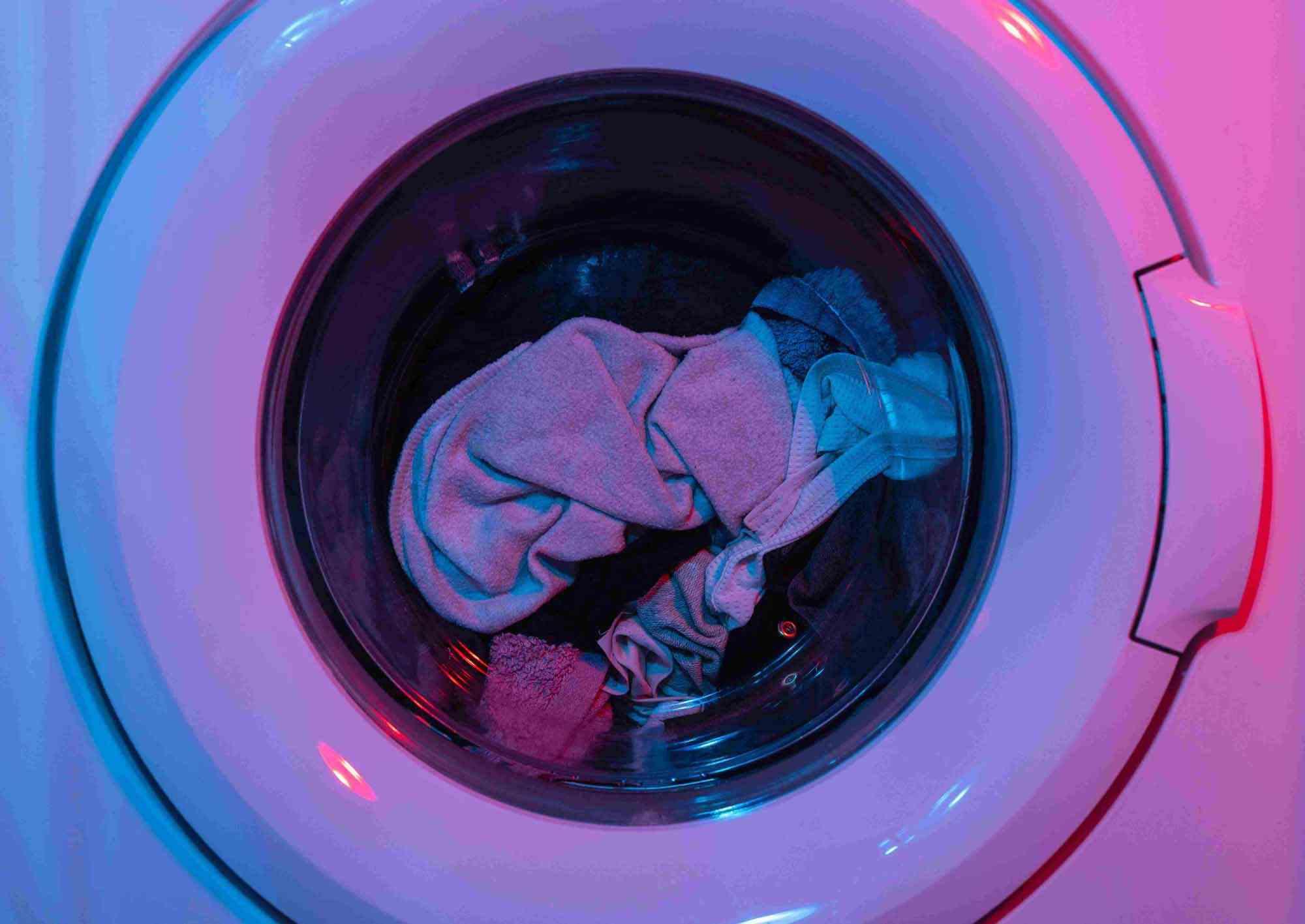 Cyclosas - Le textile et le lavage environnement planète machine à laver