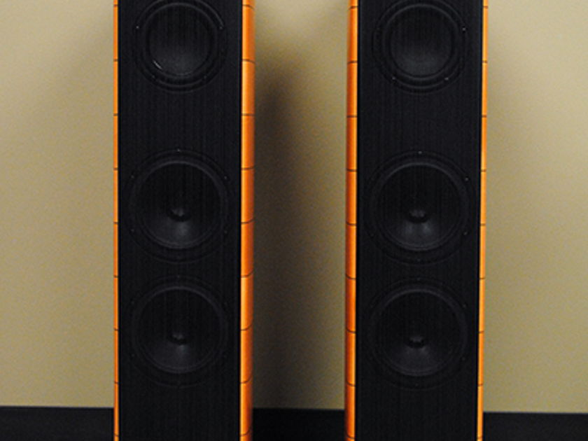 Sonus Faber Cremona M Loudspeakers in Maple Finish