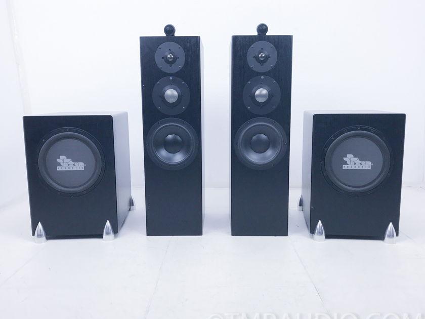 Totem  Shaman Floorstanding Speakers; Pair (2561)