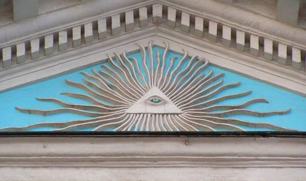 Москва масонская: тайные послания в городе