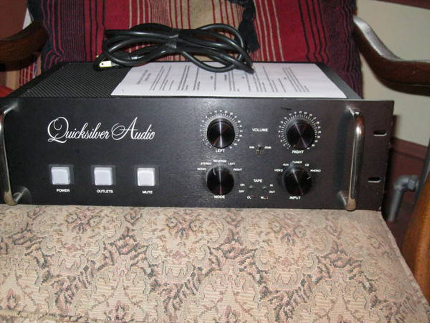 Quicksilver Full Function Preamp