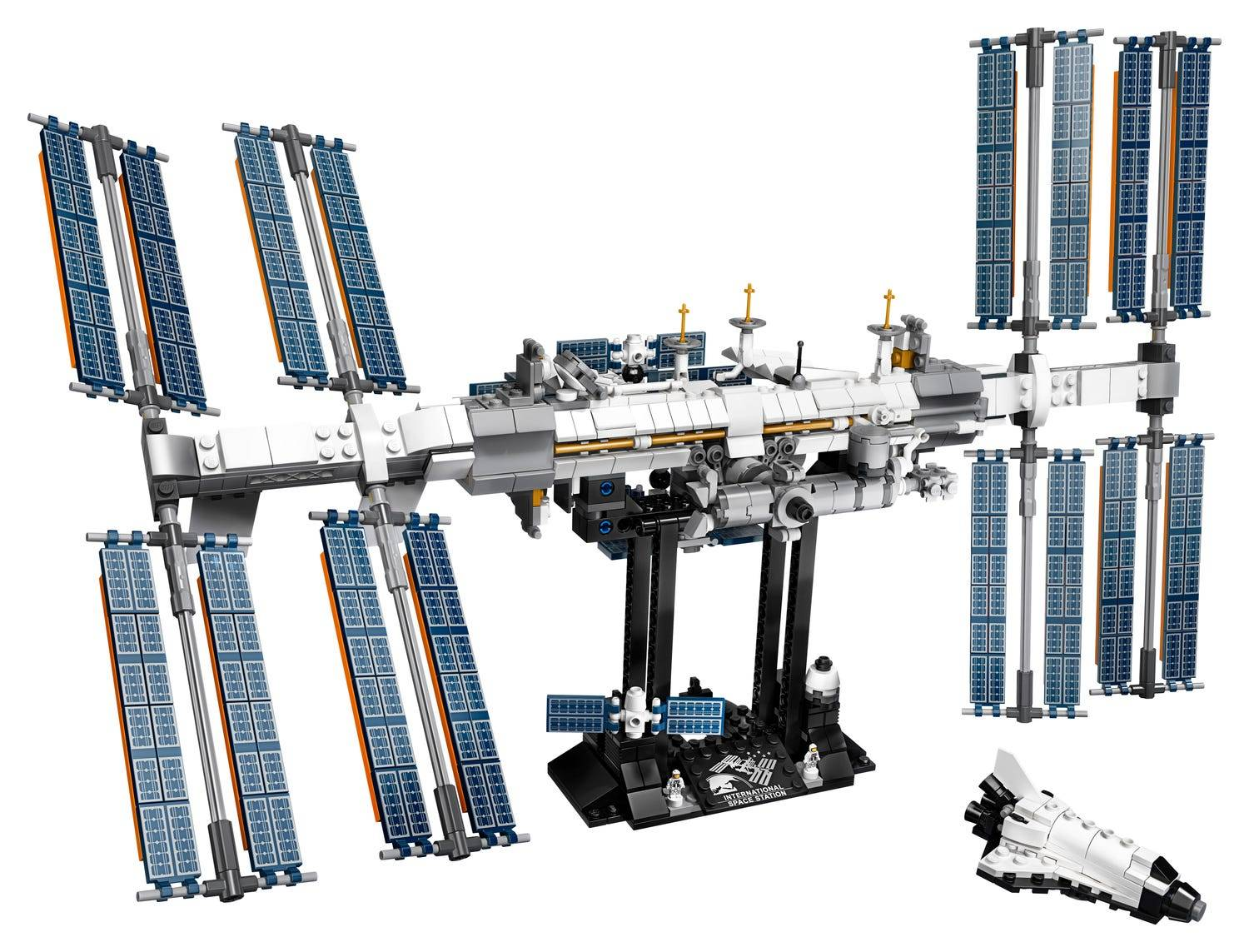 LEGO 21321 iss