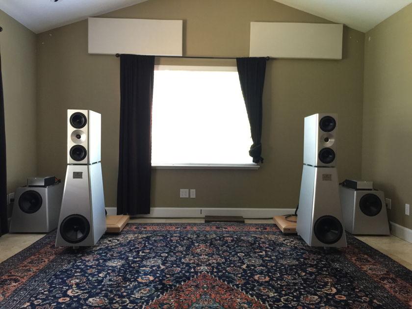 YG Acoustics Anat III Signature Professional Speakers