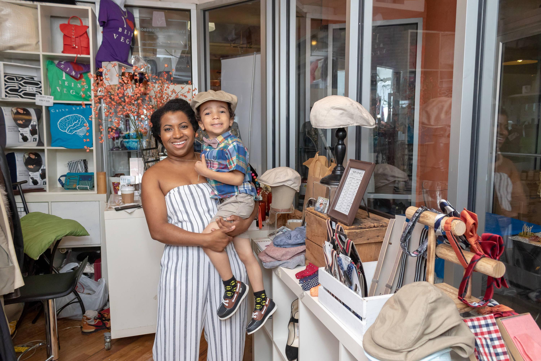 Junior Baby Hatter Pop Up Shop in Vedazzling Accessories