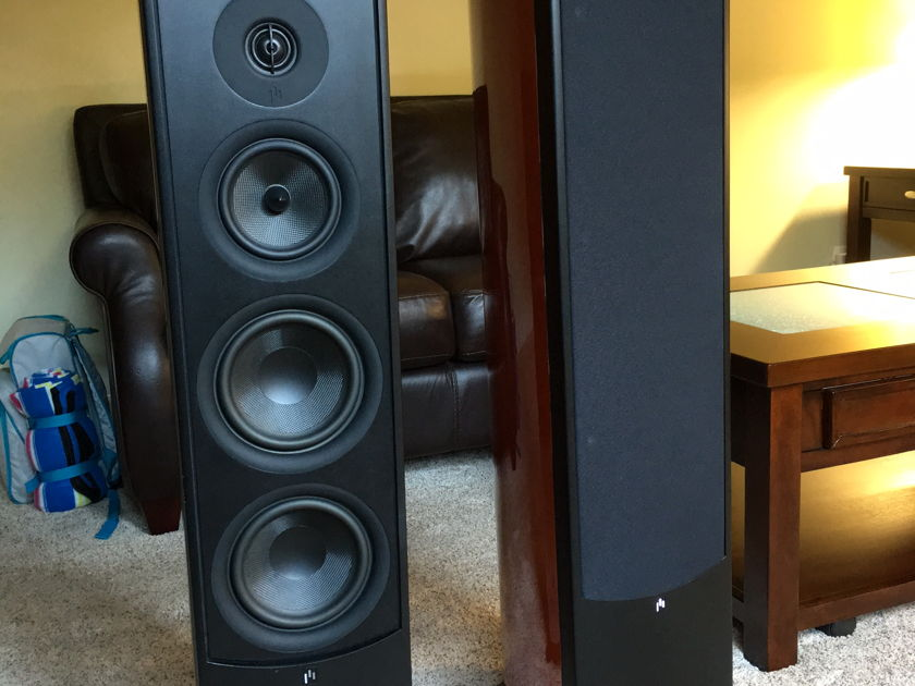Aperion Audio  Verus Grand  Tower Speaker