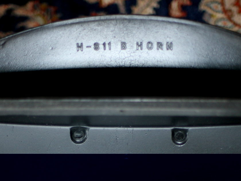 Altec horns and JBL drivers 811B and 2426H (price OBO)