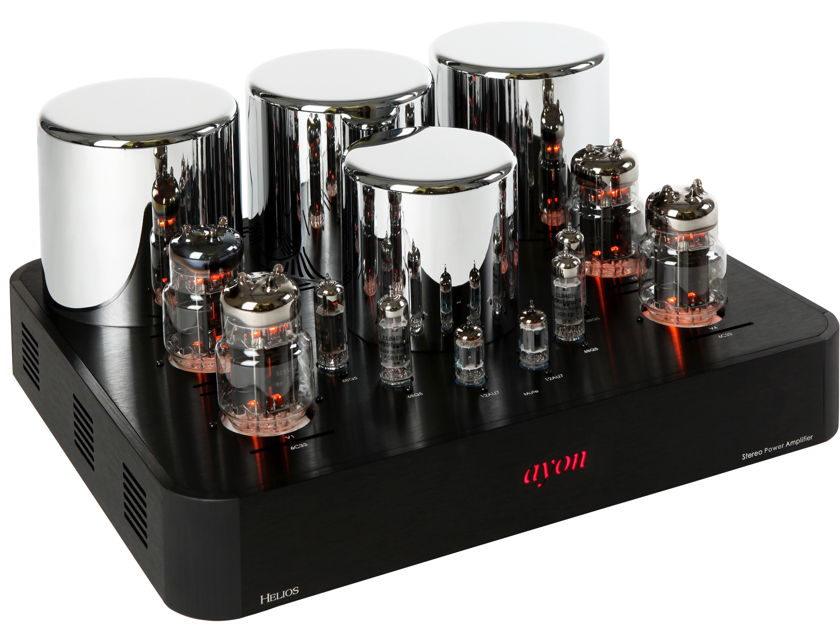 AYON AUDIO HELIOS POWER AMP - CLASS A BEST OF SHOW! 8 YEARS!