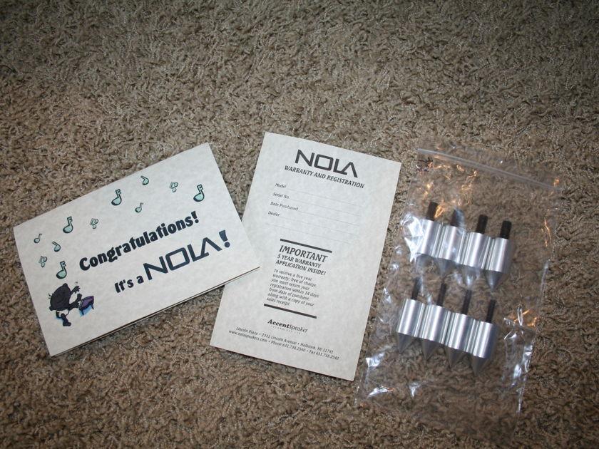Nola Contender -- Floor Standinding GORGEOUS -- (see pics)