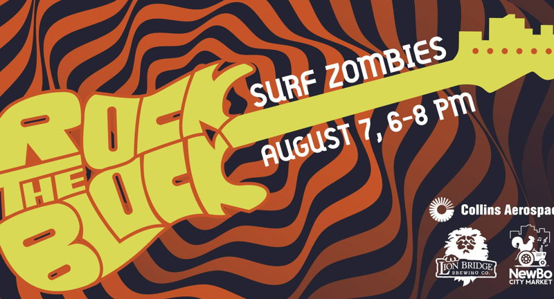Rock the Block: The Surf Zombies