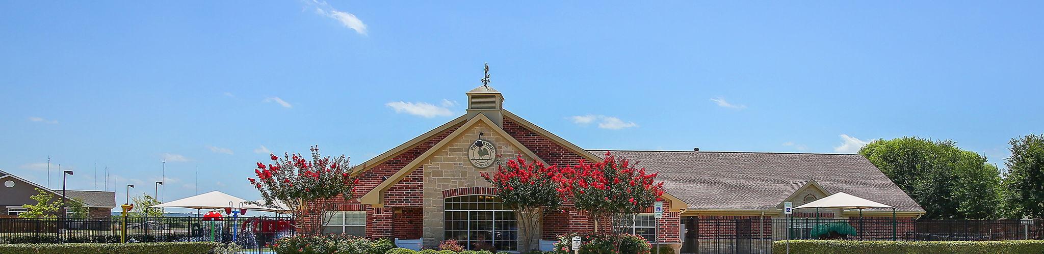 Exterior of a Primrose School of Grand Peninsula