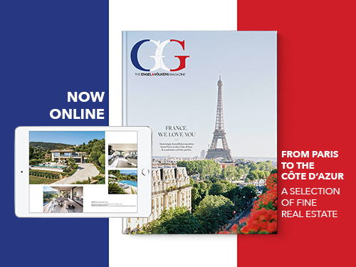 France we love you! - The new GG Online Magazine!