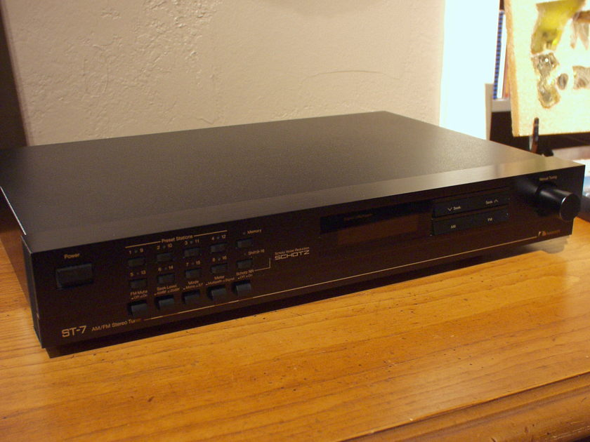 Nakamichi ST-7 Tuner Priced to sell