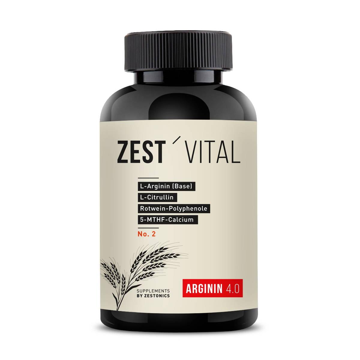 zestonics - zest'vital