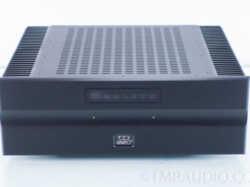 Bryston 4B SST2 Stereo or Mono Power Amplifier; Warranty  (9781)