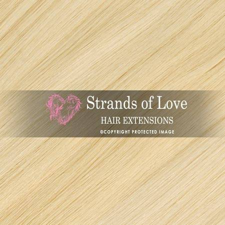 Strands Of Love Hair Extensions Colour Goldent Blonde