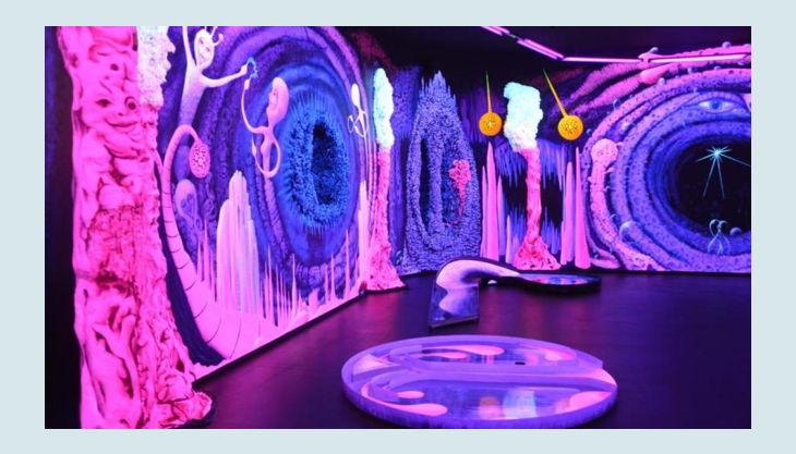bg pit pat wonderland d minigolf neon illusion