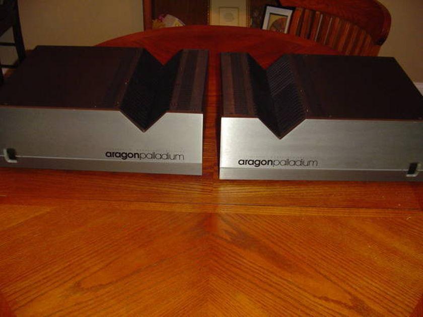Aragon Palladium II  Upgrade Company mods 5 ft Pangea AC 9s included
